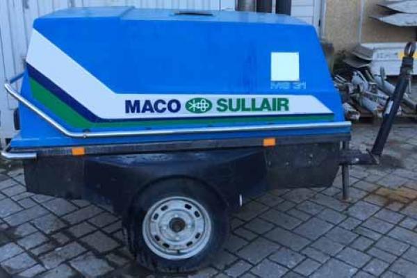 : MACO SULLAIR_MS31_Compressori