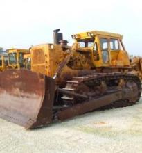 : CAT_D9H_Dozer - Bulldozer
