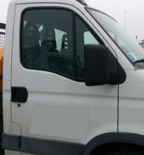 : Iveco_Iveco Daily con gru Effer e ribaltabile _Autocarri