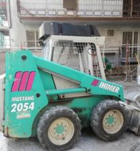 : IHIMER_MINIPALA GOMMATA IHIMER MUSTANG 2054 TARGA AEM922_Minipale