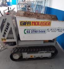: Rotair_R100AE_Mini dumper