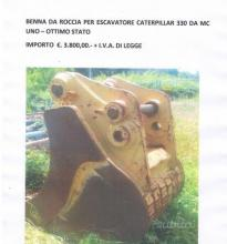 : CATERPILLAR_BENNA_Accessori per escavatori