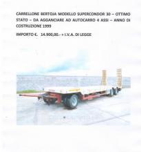 : BERTOJA_SUPERCONDOR 30_Rimorchi