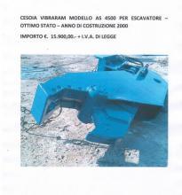 : VIBRA-RAM_AS4500_Accessori per escavatori