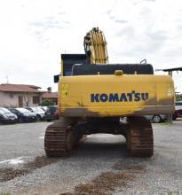 : KOMATSU_PC 350-8_Escavatori