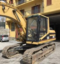 : Caterpillar_318 B_Escavatori