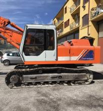 : Fiat-Hitachi_FH 200 EM_Escavatori