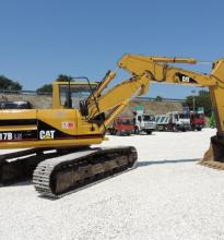 : CATERPILLAR_CAT 317 BLN ( ql 187)_Escavatori