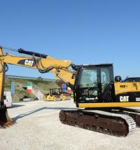 : CATERPILLAR_323 DLN_Escavatori