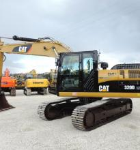 : CATERPILLAR_320 DLN_Escavatori