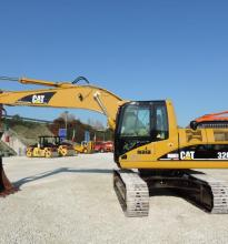 : CATERPILLAR_320 CLN_Escavatori