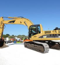 : CATERPILLAR_330 CLN_Escavatori