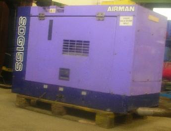 Generatori di corrente in vendita nuovi e usati for Generatore di corrente diesel usato